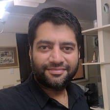 Perfil de l'usuari Shah