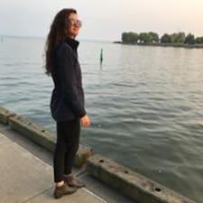 Aleena felhasználói profilja