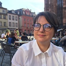 Rodica User Profile