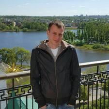 Henkilön Dmitry käyttäjäprofiili