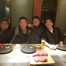โพรไฟล์ผู้ใช้ Jae Han