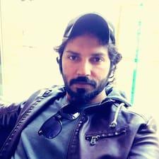 Nadeem felhasználói profilja