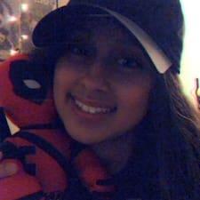 Profil utilisateur de Selena