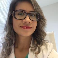 Ana Margarida felhasználói profilja