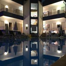Kemer Manastır Hotel felhasználói profilja