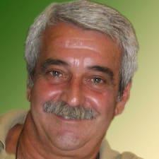 Antonio J. Brugerprofil