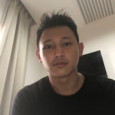 Izzuan User Profile