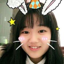 Perfil do usuário de 文静