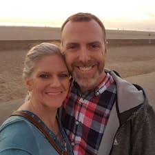 Bryan & Cindy felhasználói profilja