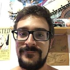 Perfil de usuario de Roberto