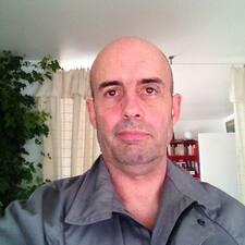 Jean Paul felhasználói profilja