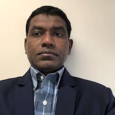 Profil utilisateur de Rajesh