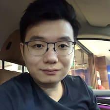 Shi Hao felhasználói profilja