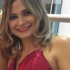 Vanilda felhasználói profilja