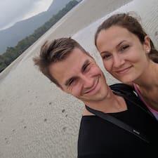 Oliver & Rosanna - Uživatelský profil