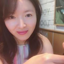 丽颖 felhasználói profilja