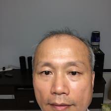 Perfil do utilizador de Wen-Hung