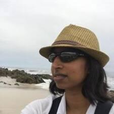 Profil utilisateur de Tharani