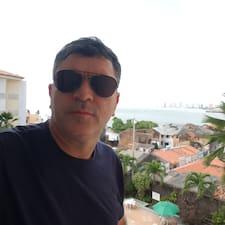 Henkilön Jose Raimundo käyttäjäprofiili