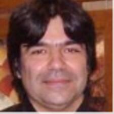 Henkilön José Cesar käyttäjäprofiili