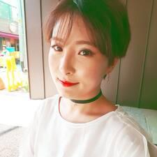 Nutzerprofil von Hye Jeong