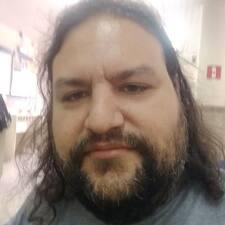 Sebastián User Profile