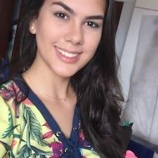 Henkilön Vitória käyttäjäprofiili
