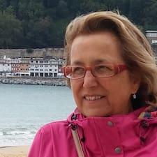 Clara Rosa的用戶個人資料