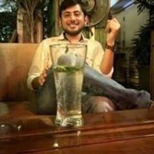 Profil utilisateur de Nitish