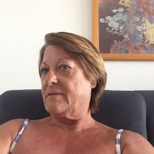 Henkilön Andrée käyttäjäprofiili