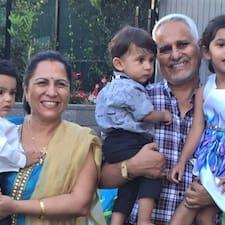 Rekha & Shekhar - Uživatelský profil