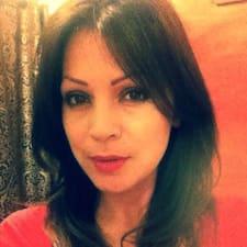Profil Pengguna Ana Victoria