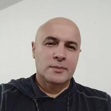 Henkilön Adalberto Feliciano käyttäjäprofiili