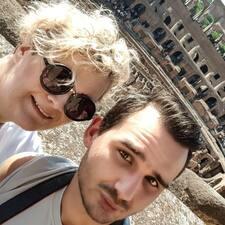 Pamela & Matt User Profile