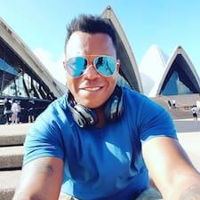 Henrique felhasználói profilja