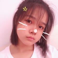 语嫣 User Profile