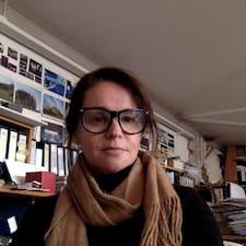 Henkilön María Luisa käyttäjäprofiili
