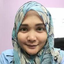 Sizu User Profile