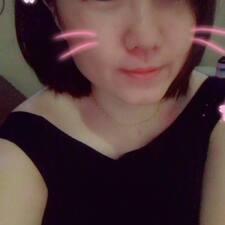 姝 felhasználói profilja
