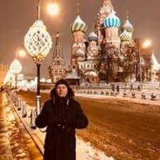 Perfil de usuario de Sergej