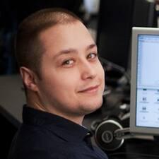 Gebruikersprofiel Razvan