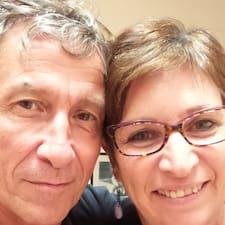 Anne-Lise  & Bernard Superhost házigazda.