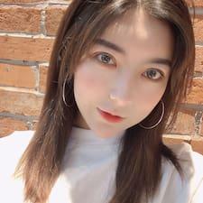 瑞婷 - Uživatelský profil