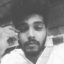 Henkilön Deepak käyttäjäprofiili