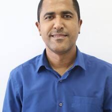 Adalberto felhasználói profilja
