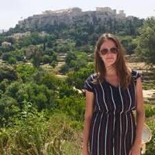 María Paz felhasználói profilja