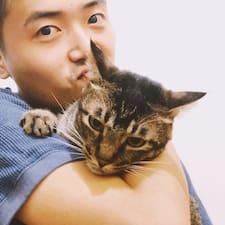 Nutzerprofil von Zihong