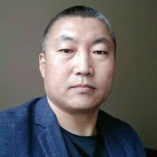 占超 felhasználói profilja