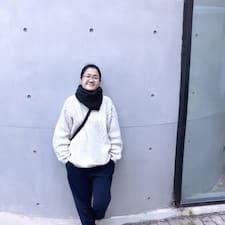 Zhan felhasználói profilja