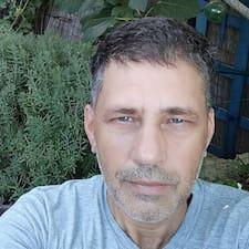 Profil Pengguna Yehuda